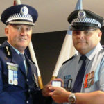 Senior Constable Trevor Mcleod honoured for 30-years of dedicated service