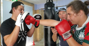 Youth Boxing Gym in Hawks Nest