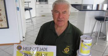 Raising money for Salt Ash resident Jade Morgan