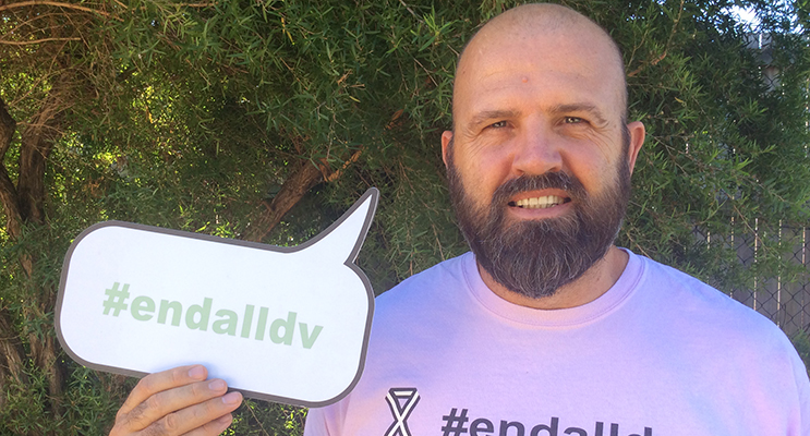 Endalldv volunteer Leith Erikson is part of the team coming to Nelson Bay in April. Photos supplied