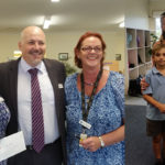 Library Donation from Medowie Christian School