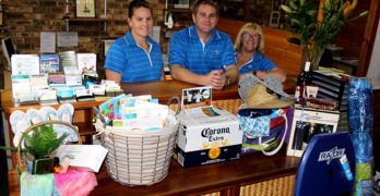 Local businesses dig deep for the long march for Melanoma