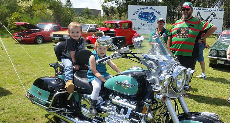 HAPPY RIDERS: Motorfest 2017.