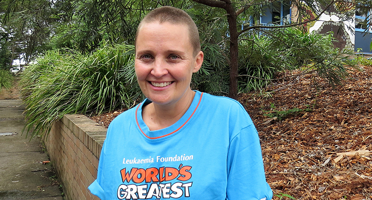 Shave For A Cure: Jackie O'Connell