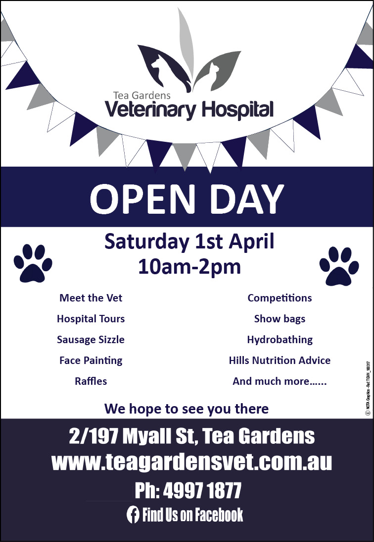 Tea Gardens Veterinary Hospital