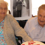 Arthur and Juin Battle celebrate 60 years of marriage