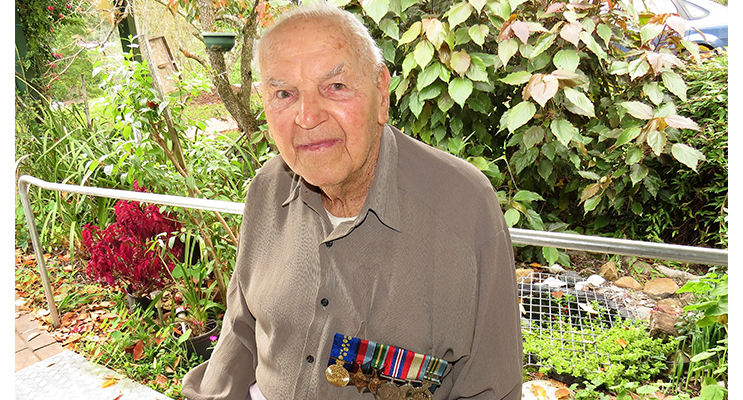 Jack Ireland, OAM is honoured to have served.