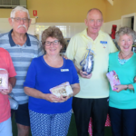 A huge month for Probus Club of Port Stephens