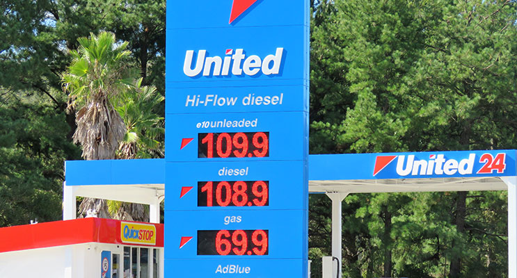 United Bulahdelah bringing competitive fuel prices to the area