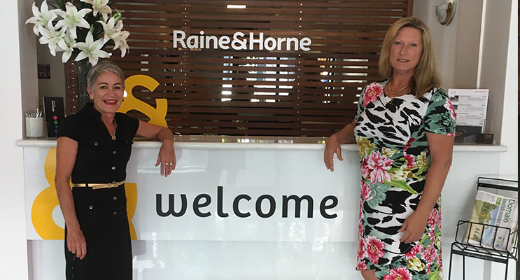 The Dynamic Female Duo Bonnie Roosendaal and Debra O'Neill are excited to join forces with their new business venture. Photo Supplied