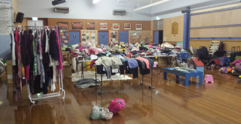 Soldiers Point Public School Garage Sale Fundraiser