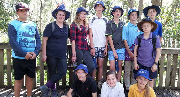 Enthusiastic and hard-working Youth Leaders attended the Scout Leadership Course.