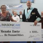 Lodge Tomaree Supports Yacaaba and PCYC