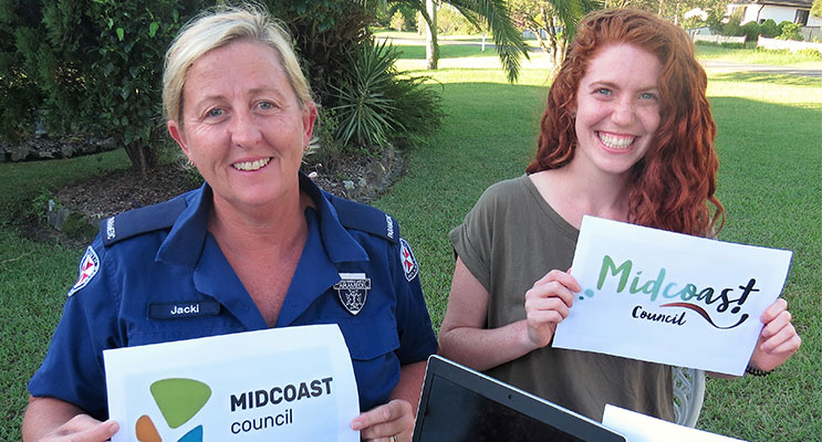 Jacki Forsyth from Tea Gardens and Megan Henry from Bulahdelah, go online to have their say.