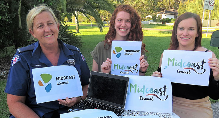 Jacki Forsyth from Tea Gardens and Megan Henry and Kate Mulligan from Bulahdelah, go online to have their say.