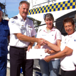 Support for Marine Rescue Port Stephens from Women Who Sail Australia
