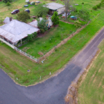 Two acres, D.A. approved, with existing residence at Stroud