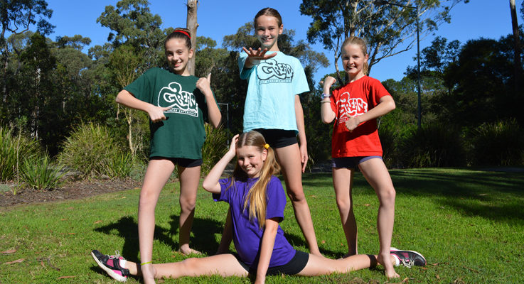 Medowie Dancers Selected for Grease Arena Spectacular