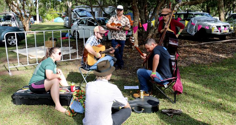 KARUAH FESTIVAL: Lost Highway Bluegrass 2017.