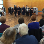 Medowie Seniors run successful fashion parade