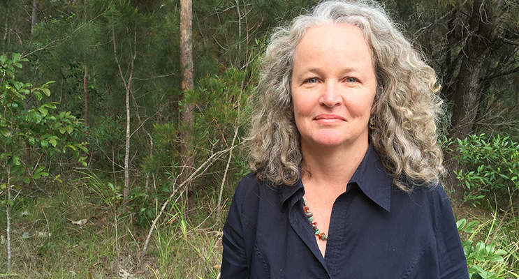 Jillian Lye, ready for the new challenge of being a Councillor on Port Stephens Council.