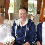 Bulahdelah Central School Year 12 students visit nursing home for Mother's Day
