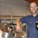 Brown Town for Murray's Brewery Port Stephens