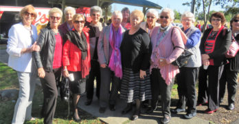 Probus Port Stephens step out to the tune of Kinky Boots