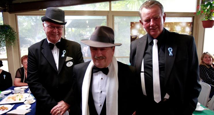 LIONESS CLUB FUNDRAISER: The Three Amigos.