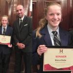 Bulahdelah Central School student Bianca Clarke awarded 2017 Harding Miller Scholarship