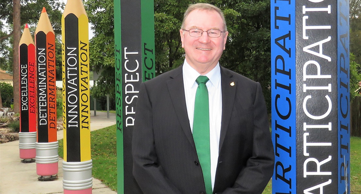 Myall Lakes MP Stephen Bromhead supports the original Gonski funding agreement.