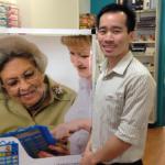 Wilson Soh, new owner of Karuah Pharmacy