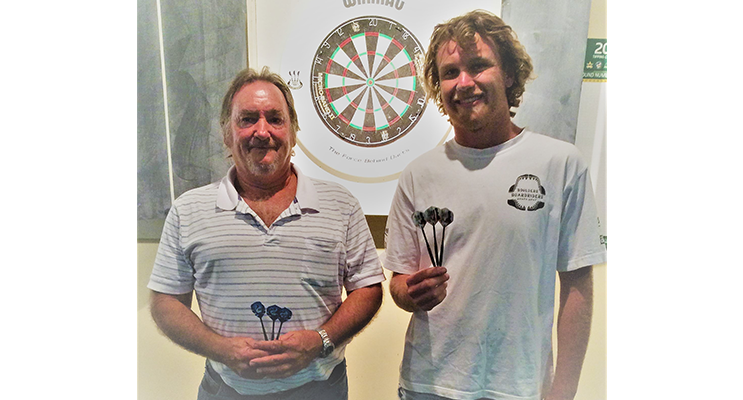 David Robertson and Levi Peters, Weekly Winners.