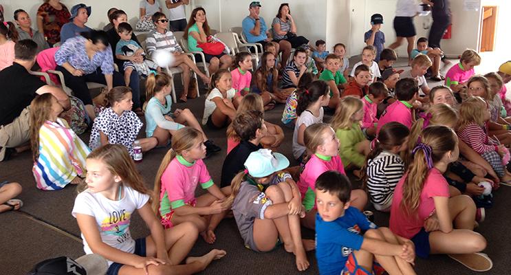 NIPPERS PRESENTATION: Tea Gardens Hawks Nest Surf Life Saving Club.