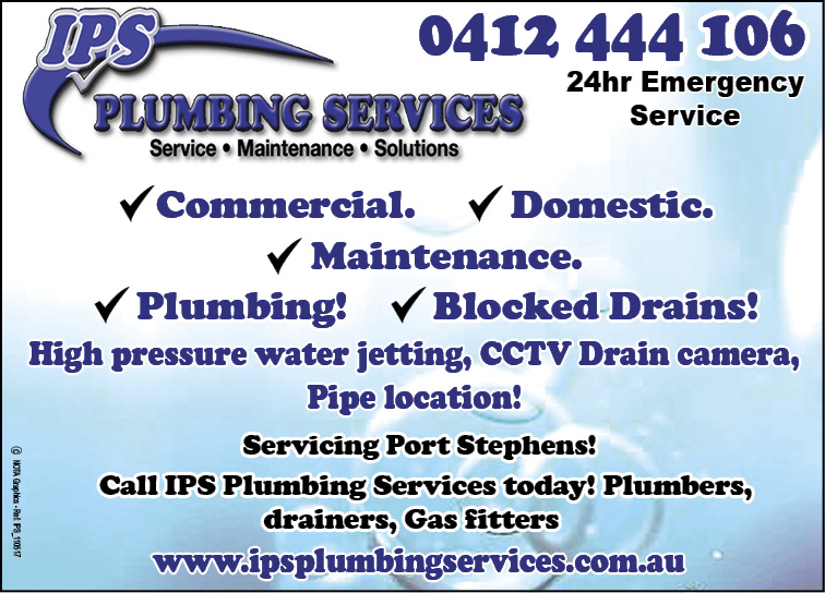 IPS Plumbing services pty ltd