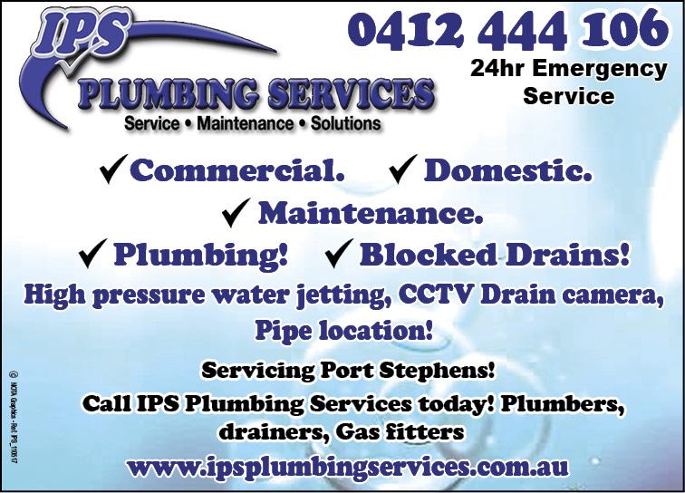 IPS Plumbing services pty ltd