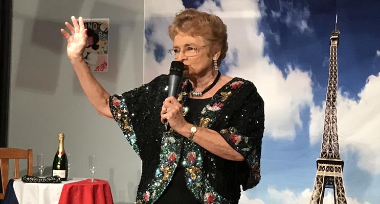 Margaret Rowden.