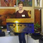 Nelson Bay Arts Centre exhibits Large Scale artworks