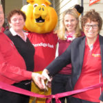 Offical Opening of Bendigo Bank Agency in