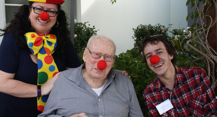 Family Fun Day at Estia Health.