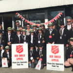 St Philip's Students raise funds for the annual Red Shield Appeal