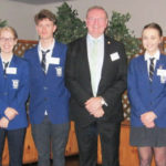 Myall Lakes MP hosts student leaders breakfast