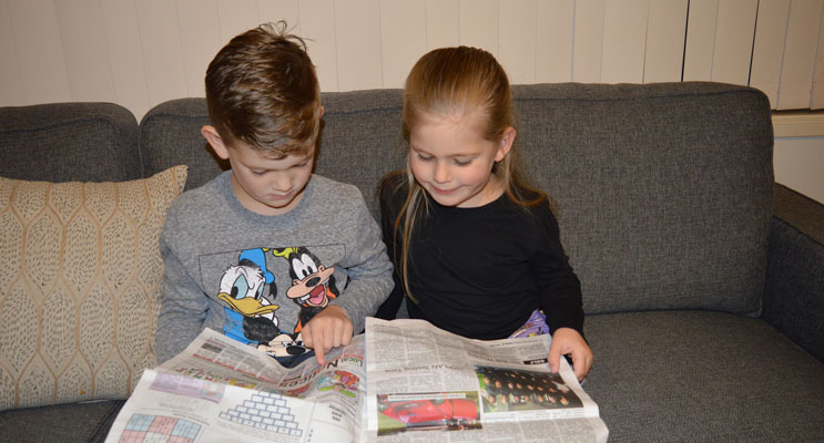 NEWS Of The Area this week celebrated its first year anniversary delivering local news to the people of Medowie, Williamtown, Fullerton Cove, Salt Ash, and surrounding areas.
