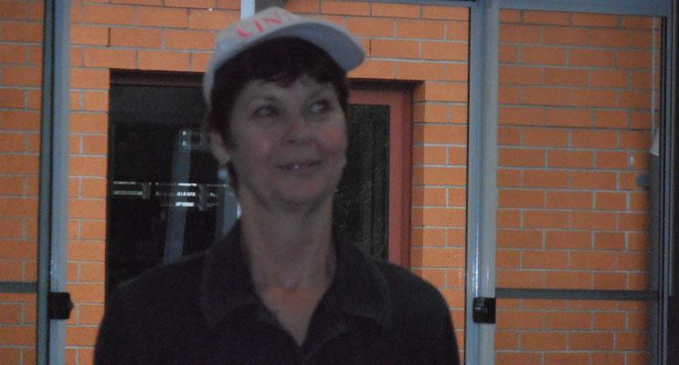 Cindy Laura Mitchell.  Photo Marian Sampson
