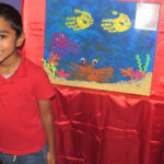 Students' artistic talents on show at St Joseph's Art and Cultural Evening
