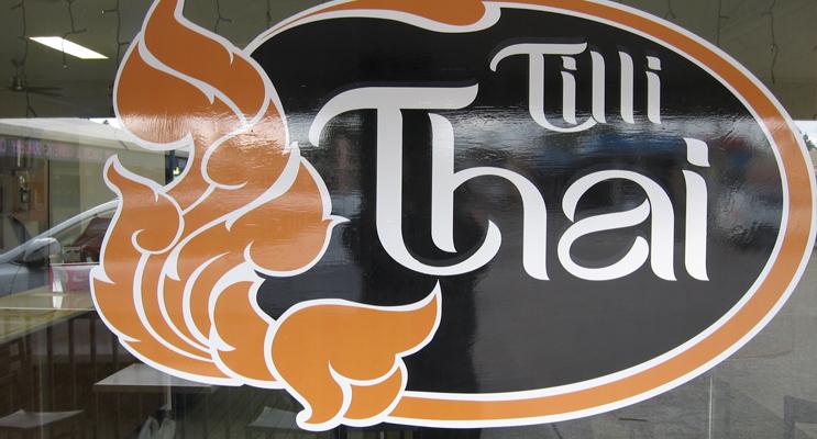 Tilly Thai.