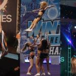 Irrawang High Cheerleader wins grand championship