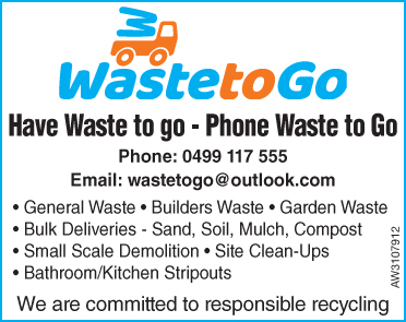 Waste to Go
