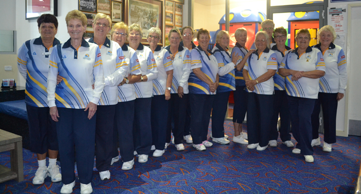 Tea Gardens Women S Bowling Club Results News Of The Area