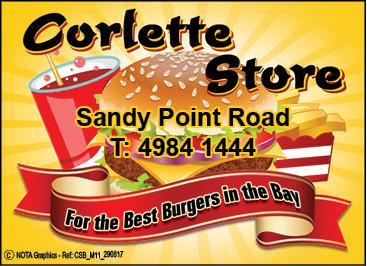 Corlette Store Phil